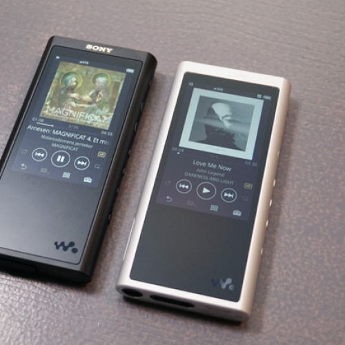Sony NW-ZX300A