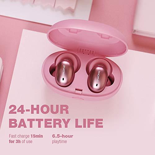 1More Stylish E1026BT Pink