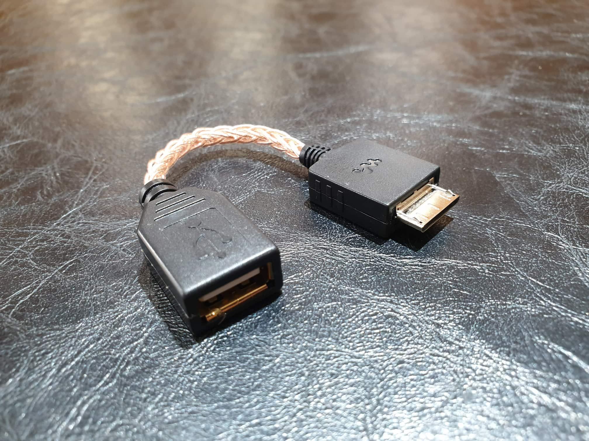 Cáp đồng OTG Sony Walkman WA02