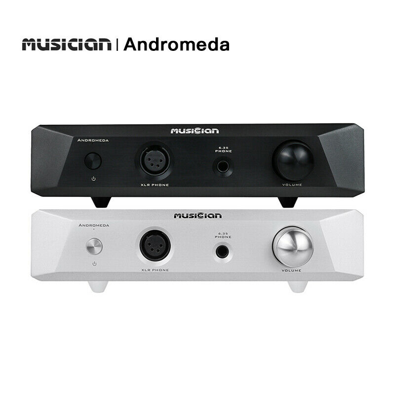 Musicain Andromeda