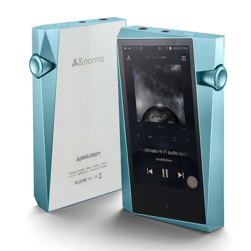 Astell&Kern A&norma SR25 Aqua Mint Limited Edition
