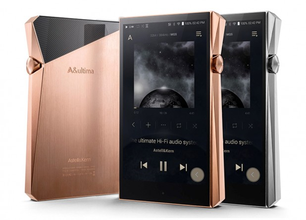 Astell&Kern A&ultima SP2000