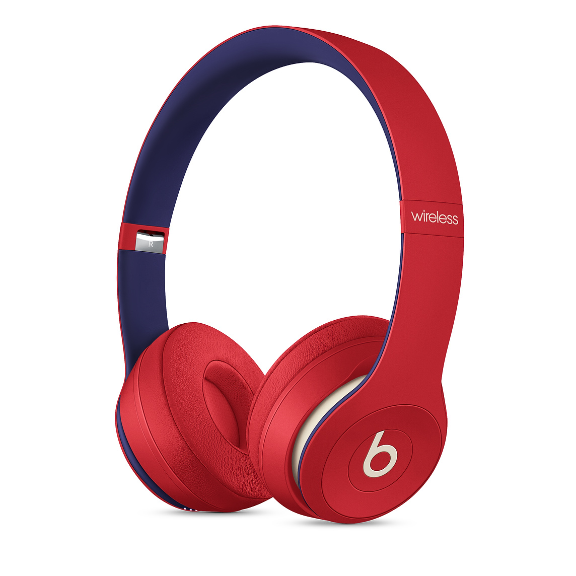 BEATS SOLO 3 WIRELESS CLUB RED