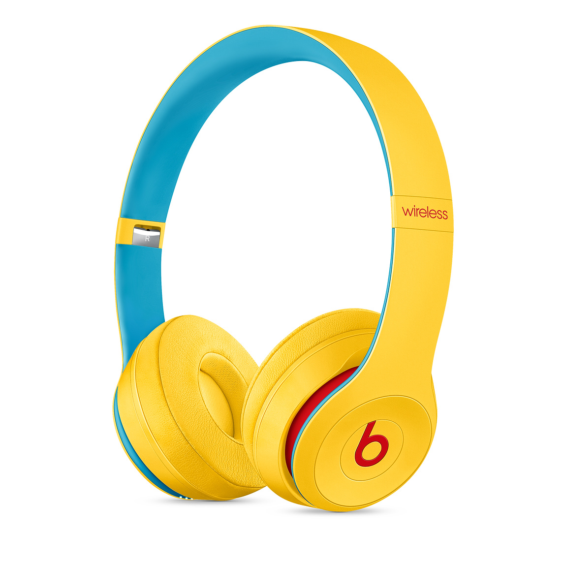 BEATS SOLO 3 WIRELESS CLUB YELLOW