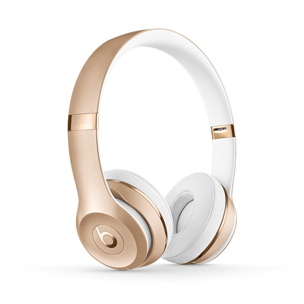 Beats Solo 3 Wireless Satin Gold