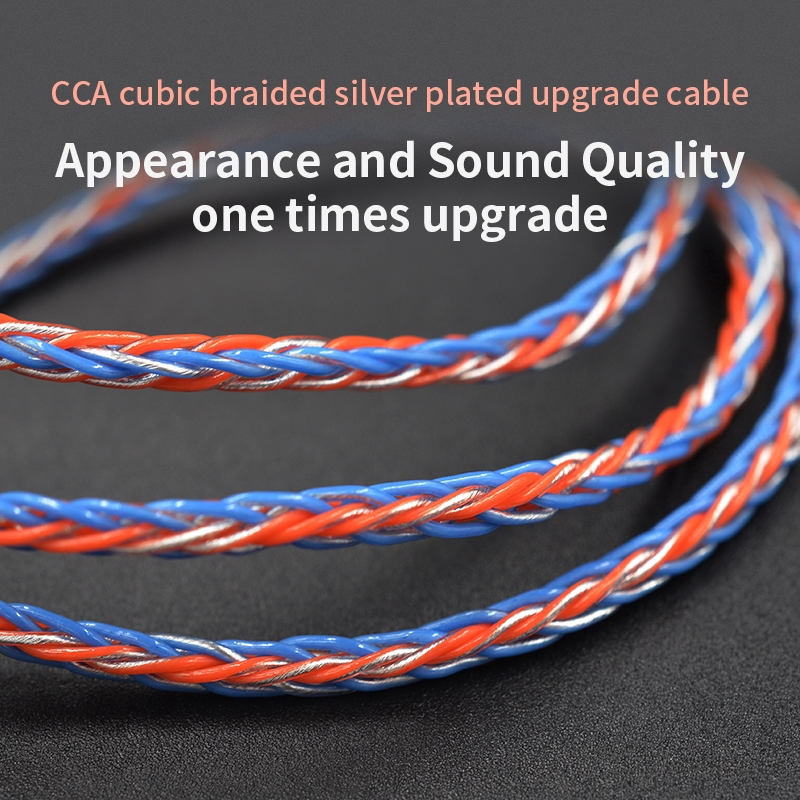Cáp CCA Cubic Braided wire