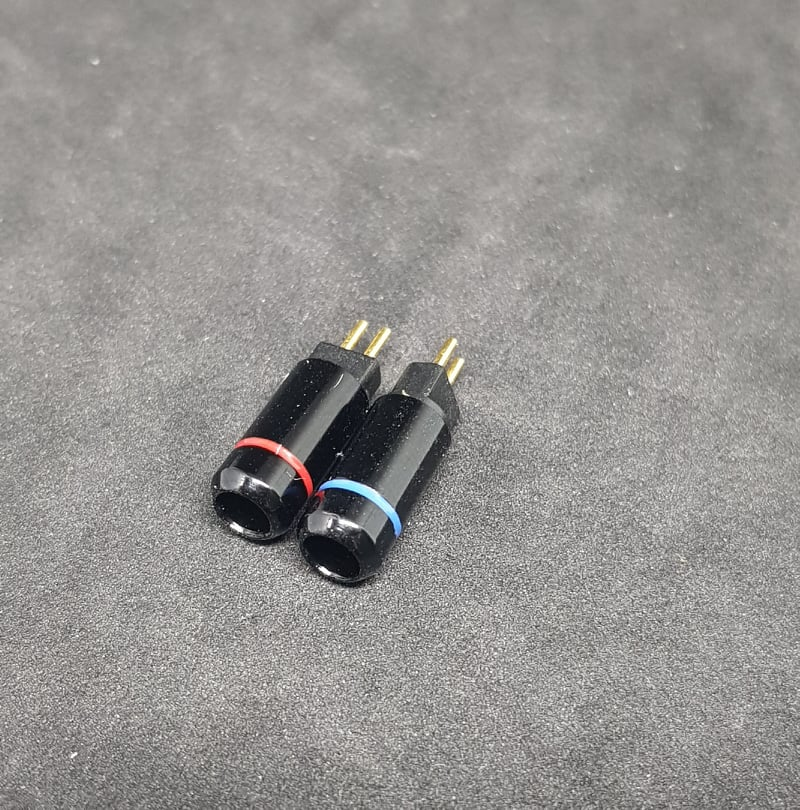 Thay Connector 2Pin Black