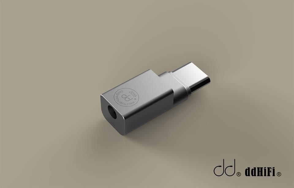 DDHiFi TC35B