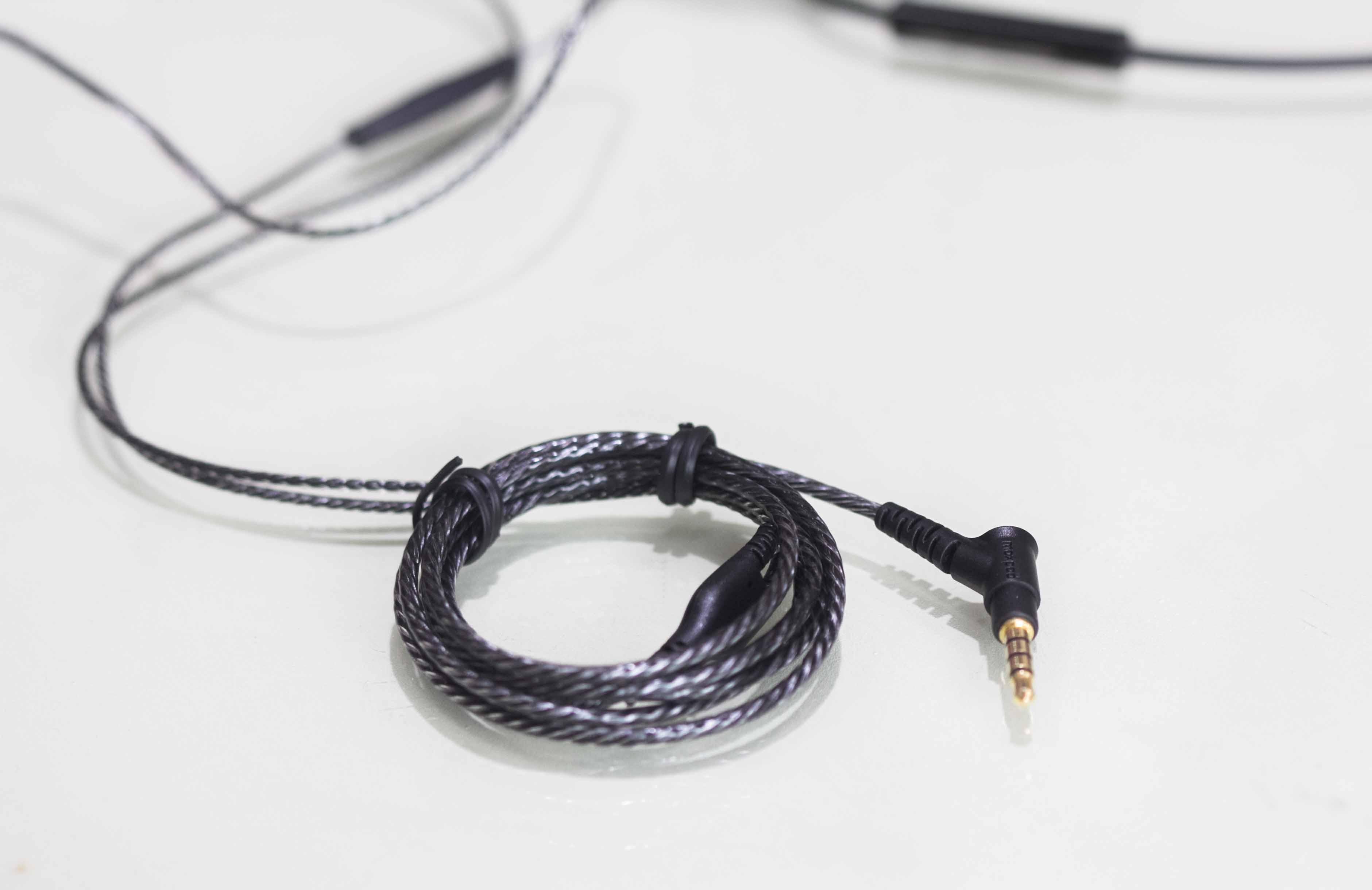 Cáp tai nghe Moxpad X3/ X6/ X9