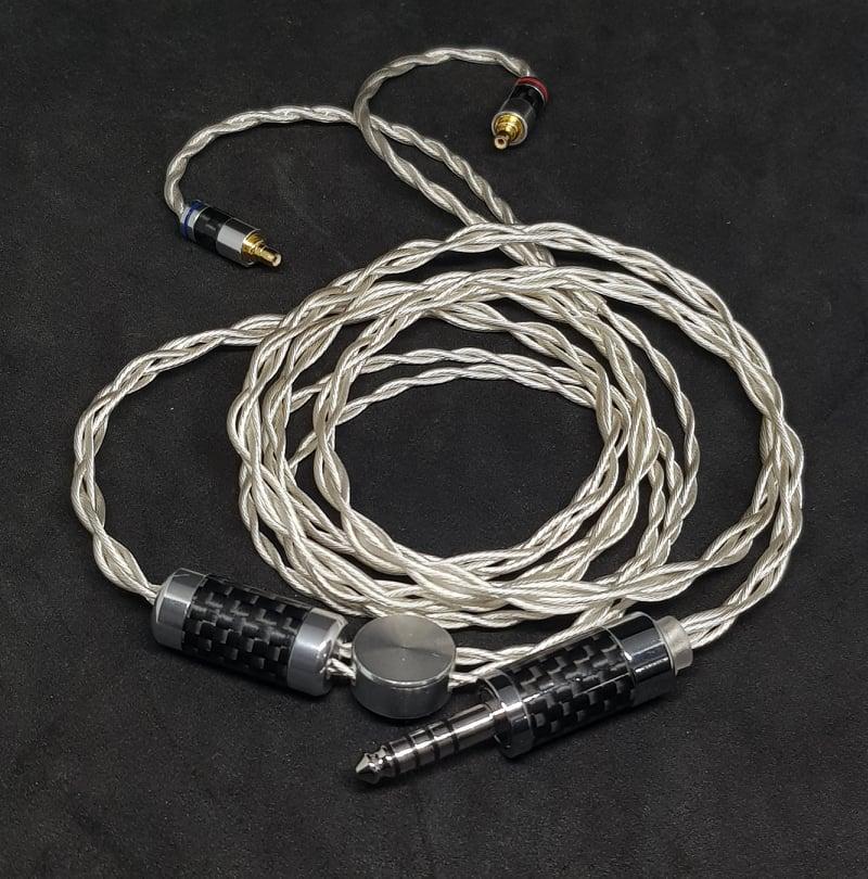 Cáp Tiesound OFS4 Sennheiser IE100/400/500 Pro