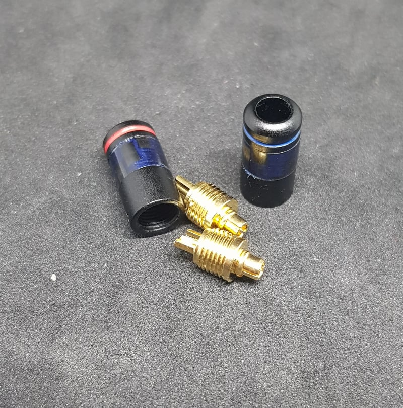 Thay Connector MMCX Black