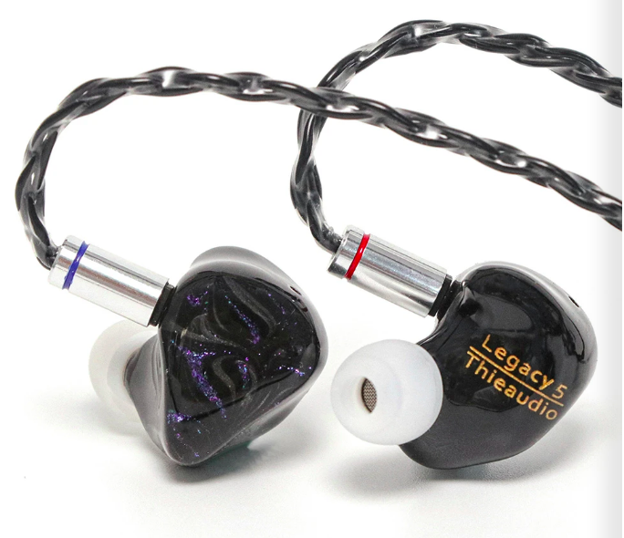 THIEAUDIO LEGACY 5 BLack Cable
