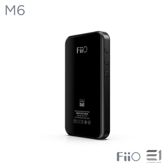 Fiio M6