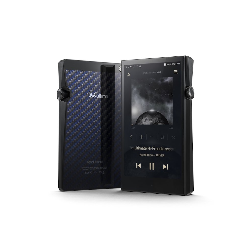 Astell&Kern A&ultima SP1000 Onyx Black