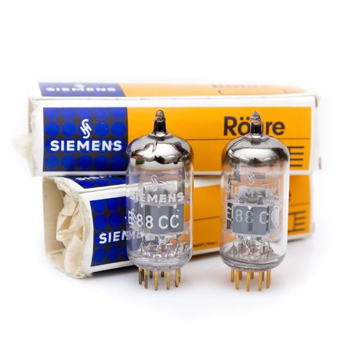 Tube Siemens E88CC/6922