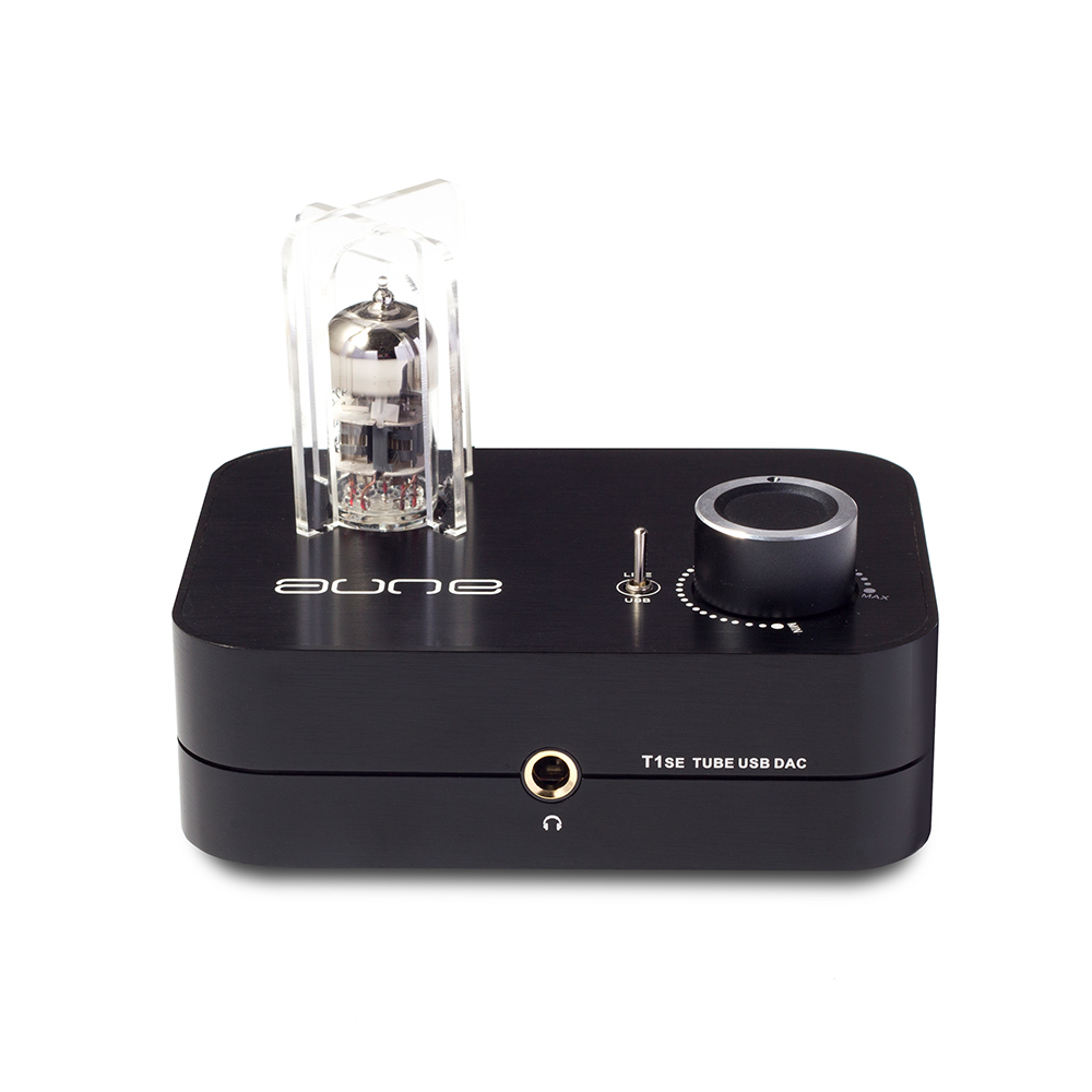 Aune T1SE 24Bit/DSD Tube USB/DAC Headphone Amp