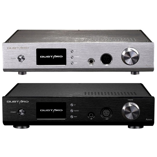 GUSTARD A20H HIFI DAC/Headphone Amplifier/Double AK4497EQ/XMOS DSD256 384Khz