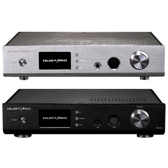 GUSTARD A20H HIFI DAC/Headphone Amplifier/Double AK4497EQ/XMOS DSD256 384Khz