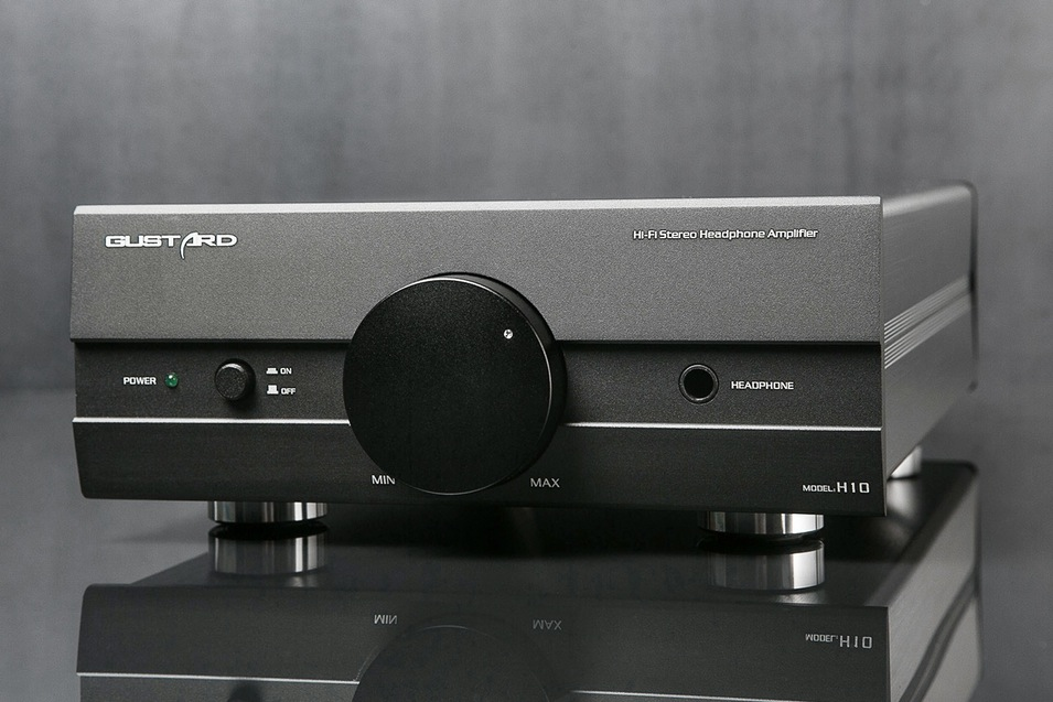 GUSTARD H10 HiFi Stereo Headphone Amplifier