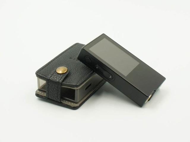 Bao đựng Hidizs AP60 Leather Case