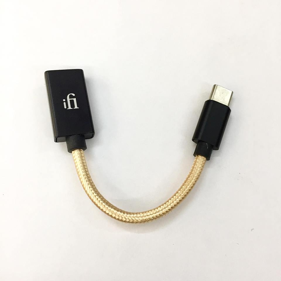 Cable iFi OTG Type C