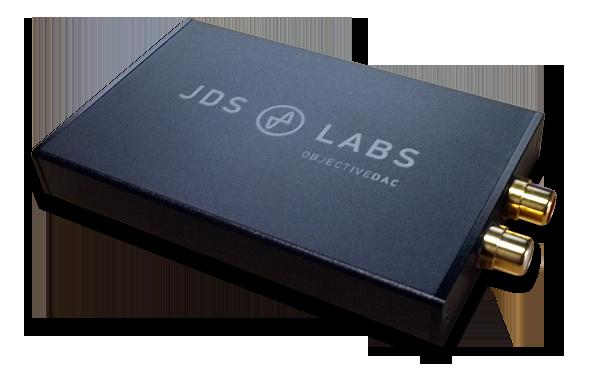 JDS Labs ODAC RCA