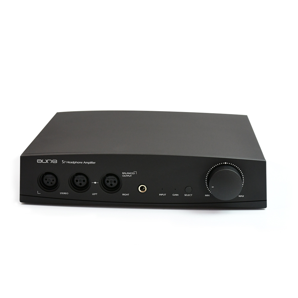 Aune S7 Balanced Headphone Amplifier