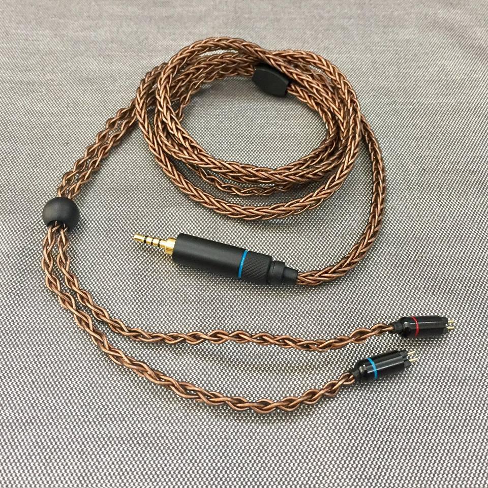 Cáp Đồng Penon OCC 2Pin 78mm Balance 2.5mm