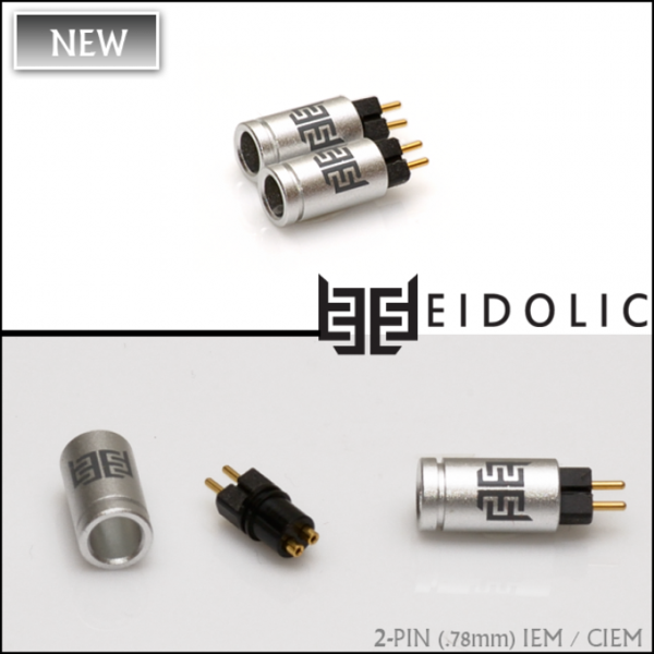 Connector 2pin 78mm Eidolic