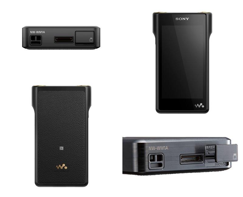 Máy nghe nhạc Sony NW-WM1A