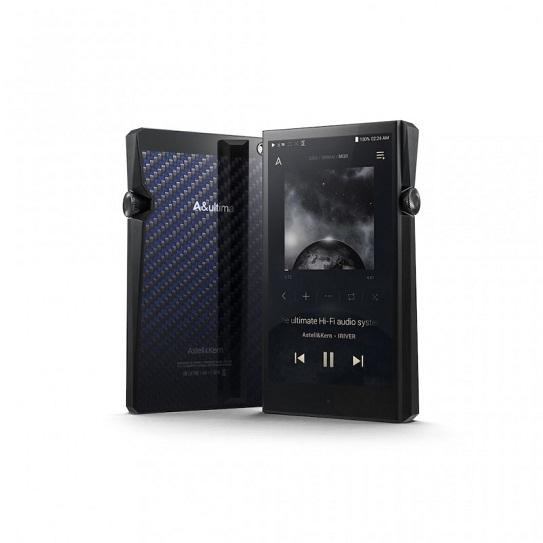 Astell&Kern A&ultima SP1000 Onyx Black
