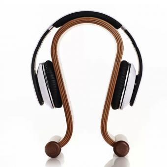 Giá treo tai nghe Omega Wooden