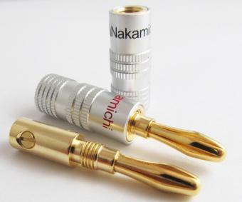 Thay giắc bắp chuối Nakamichi