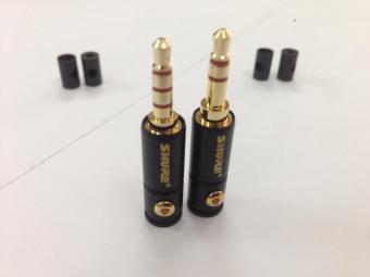 Giắc Shure 3.5mm