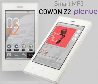 Máy nghe nhạc Cowon iAudio Z2 16G