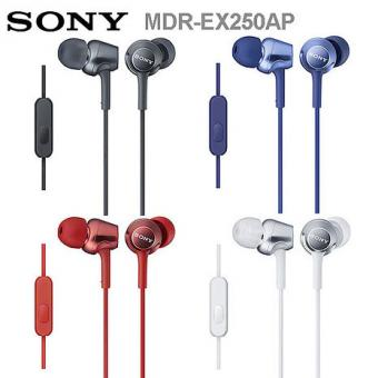 Tai nghe Sony MDR-EX250AP