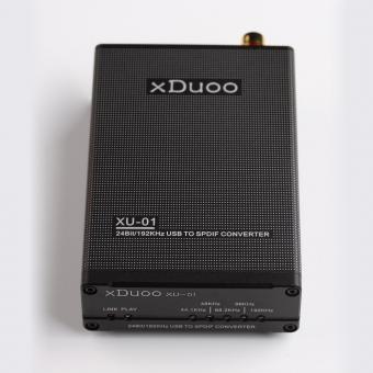 xDuoo XU-01 24Bit / 192KHz USB to SPDIF Converter