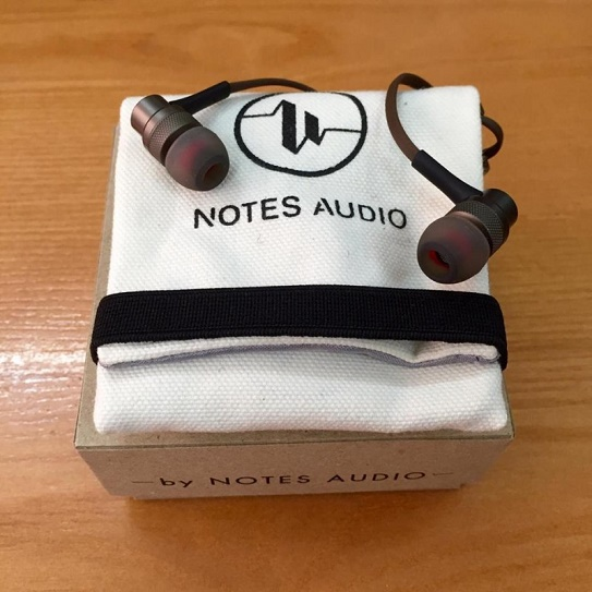 Tai nghe Notes Audio NT100 Lite