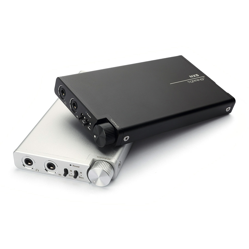 Topping NX5 Portable Headphone Amplifier