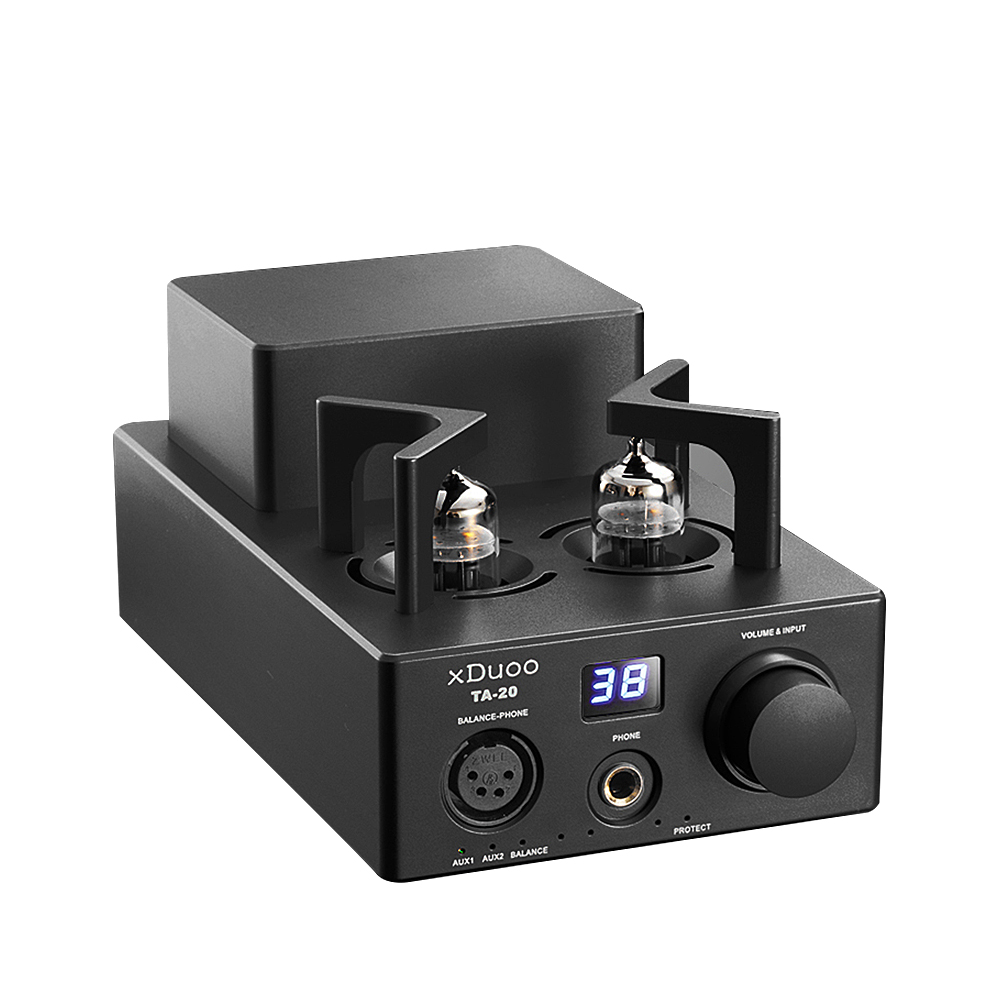 xDuoo TA20 Balanced Tube Headphone Amplifier
